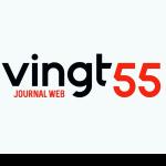 Le Vingt55. Journal média Drummondville